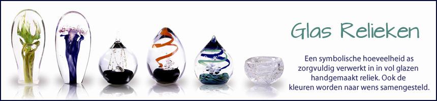 Glas relieken