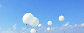 asverstrooiing ballon re